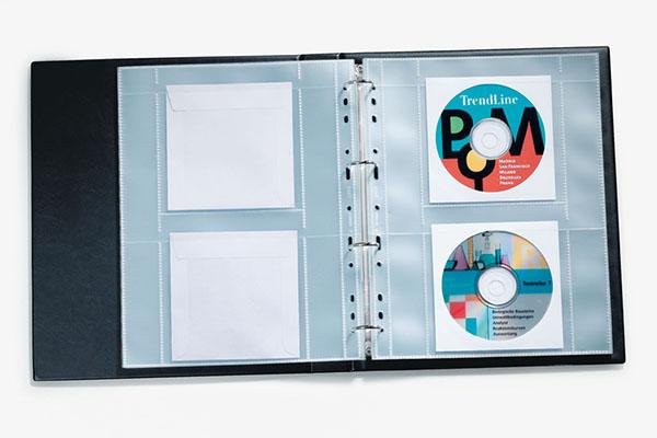 Relativ CD-/DVD Hüllen online kaufen - CD-/DVD Papierhüllen bei HERMA.de UJ87