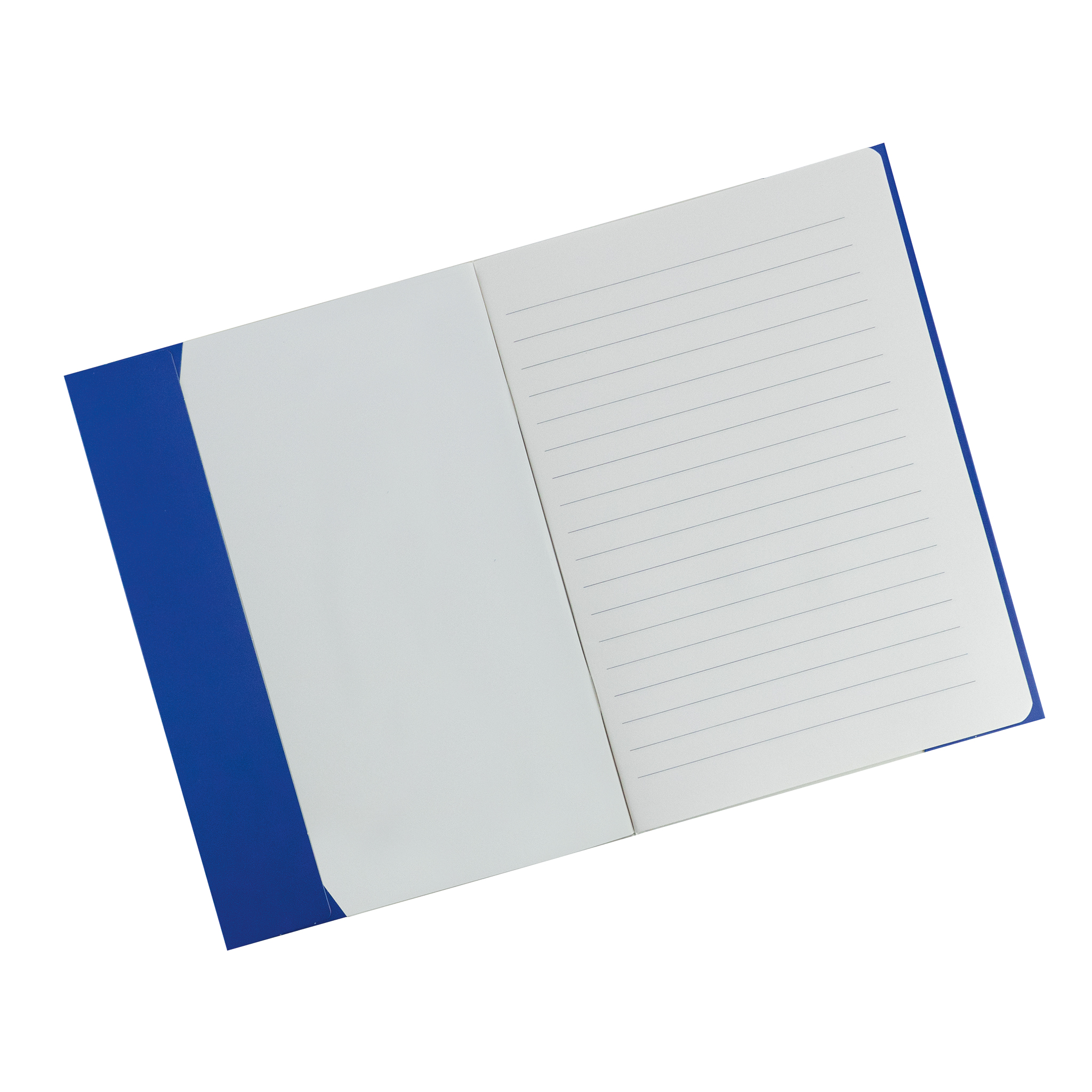 HERMA Heftschoner aus Karton DIN A5 dunkelblau