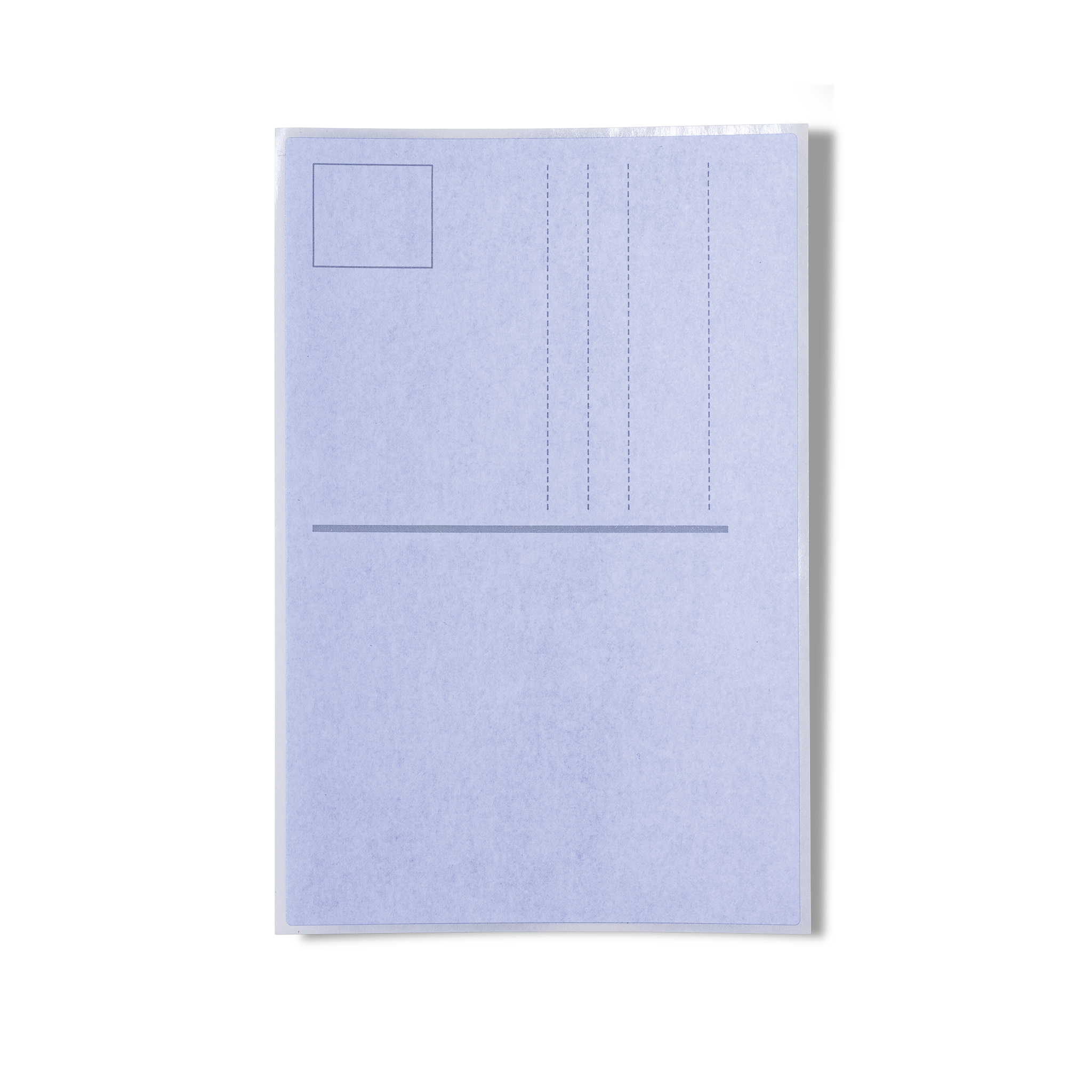 Wunderbar Büro Depot Postkarte Vorlage Galerie - Beispiel ...